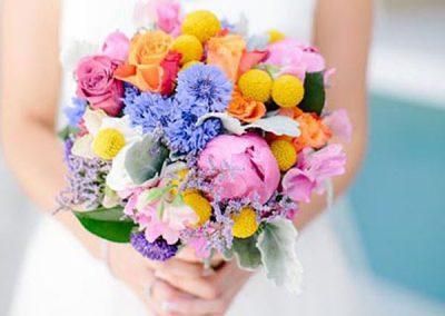 bruidsbloemen…
